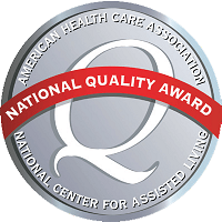 Silver AHCA - Achievement in Quality