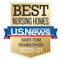 U.S. News Best Short-Term Rehabilitation 2020-2021